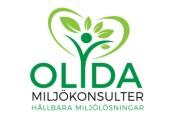 Olida Miljökonsulter AB, Hållbara miljölösningar